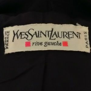 Yves Saint Laurent Jackets & Coats - YevsSaintLaurent Bellman's Jacket